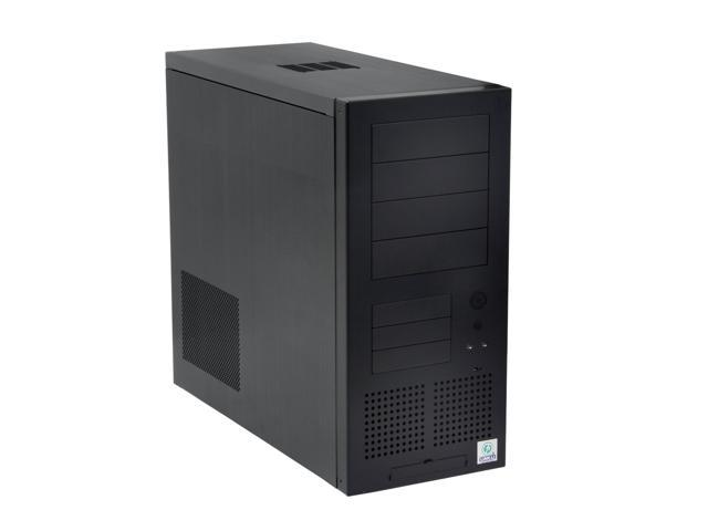 LIAN LI PC-61 USB Black Aluminum ATX Mid Tower Computer Case