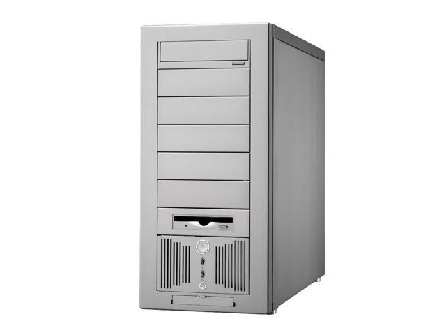 LIAN LI PC-6077 Silver Computer Case