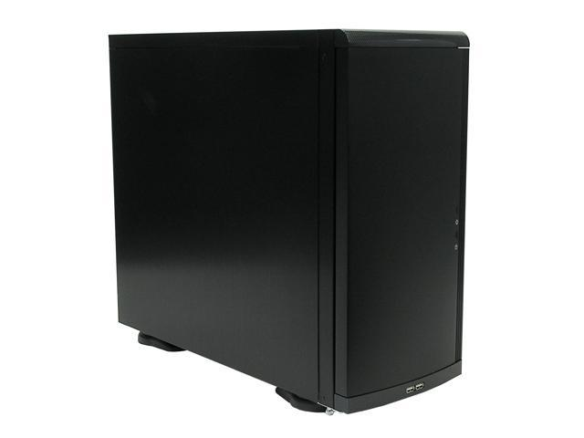 LIAN LI PC-6070BPLUS Black Computer Case