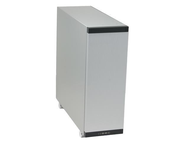 LIAN LI V PC-V2100A PLUS Silver Aluminum ATX Full Tower Computer Case