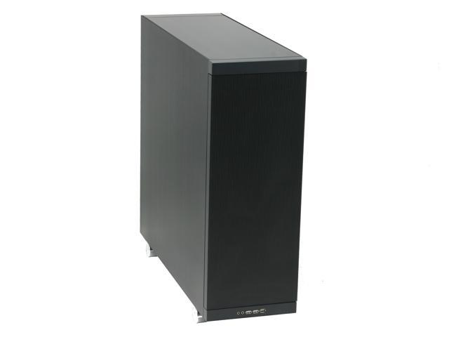 LIAN LI V PC-V2100B PLUS Black Aluminum / Steel ATX Full Tower Computer Case