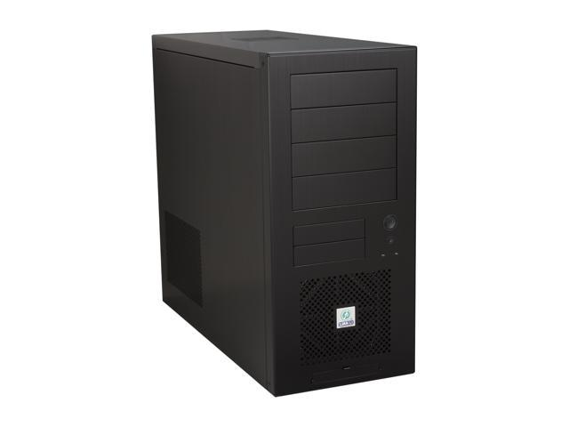 LIAN LI PC-7B plus II Black Aluminum ATX Mid Tower Computer Case