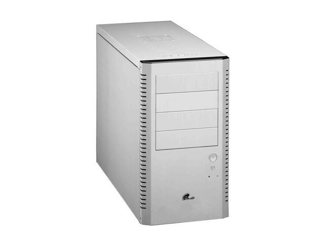 LIAN LI PC-G50A Silver Aluminum ATX Mid Tower Computer Case