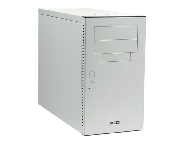 LIAN LI PC-A05 A Silver Aluminum ATX Mid Tower Computer Case