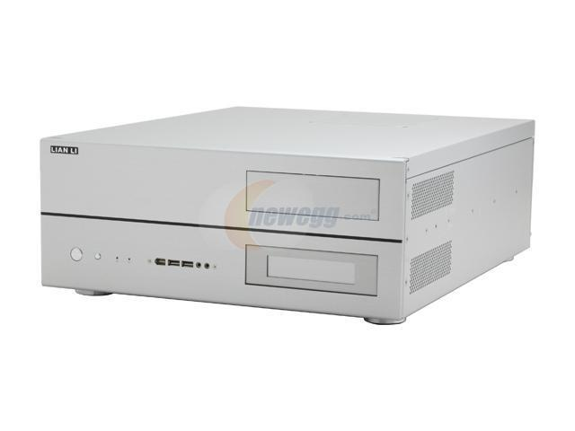 LIAN LI Silver PC-C32A ATX Media Center / HTPC Case