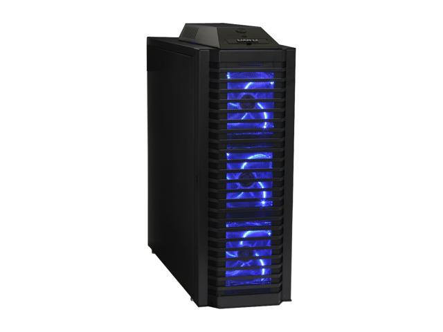 LIAN LI PC-P80 Black Aluminum ATX Full Tower Computer Case