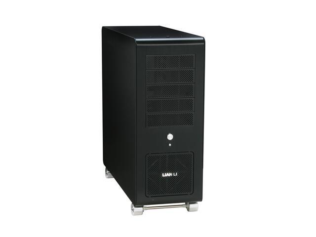 LIAN LI PC-V1010B Black Computer Case