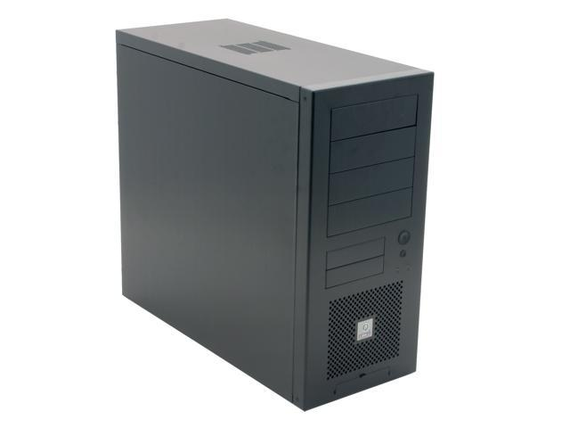 LIAN LI PC-7 B Plus Black Aluminum ATX Mid Tower Computer Case