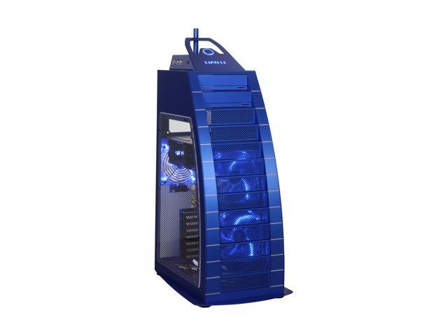 LIAN LI PC-888 Blue Computer Case