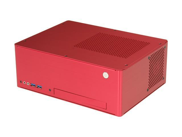 LIAN LI PC-Q09R Red Computer Case
