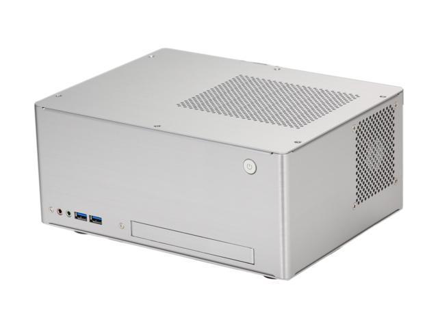 LIAN LI PC-Q09FA Silver Computer Case