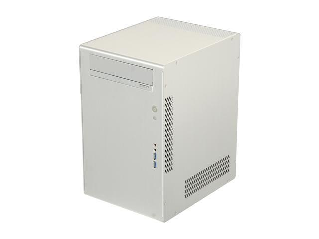 LIAN LI PC-Q11A Silver Aluminum Mini-ITX Tower Computer Case
