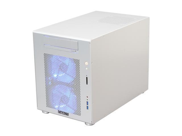 LIAN LI PC-V354A Silver Aluminum MicroATX Mini Tower Computer Case