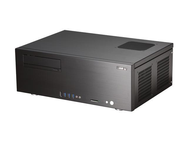 LIAN LI Black PC-C50B Micro ATX Media Center / HTPC Case