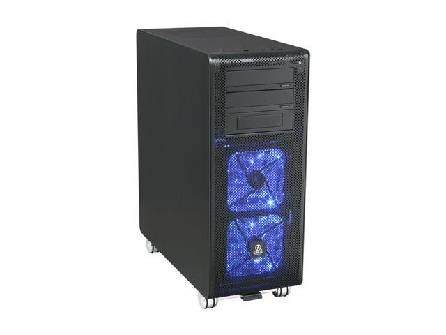LIAN LI PC-V1020B Black Computer Case
