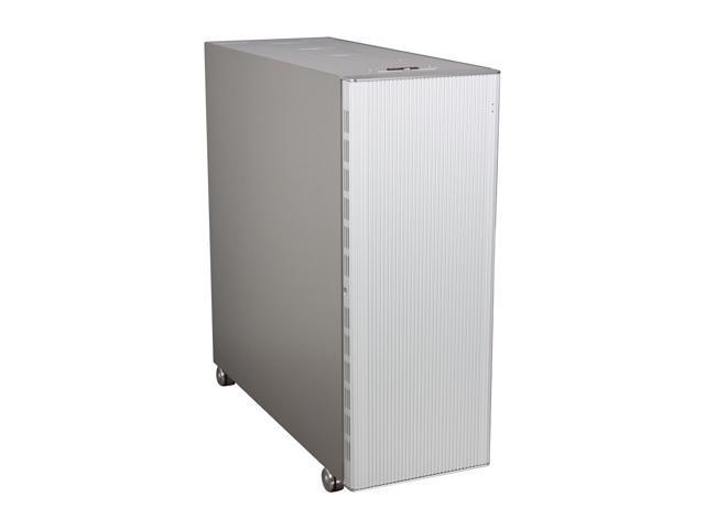 LIAN LI PC-V2120A Silver Aluminum ATX Full Tower Computer Case