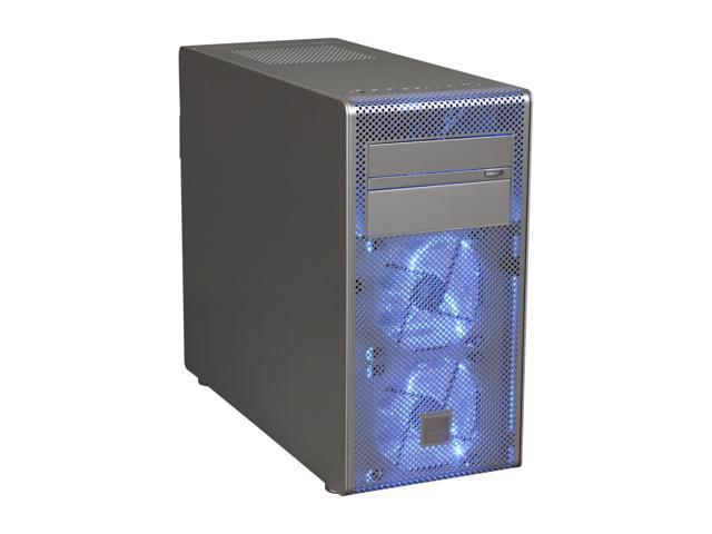 LIAN LI PC-V600FA Silver Computer Case