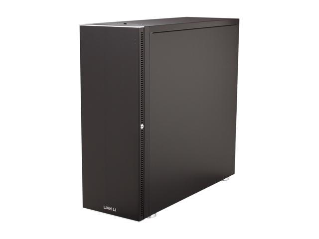 LIAN LI PC-A71F USB3.0 Black Aluminum ATX Full Tower Computer Case