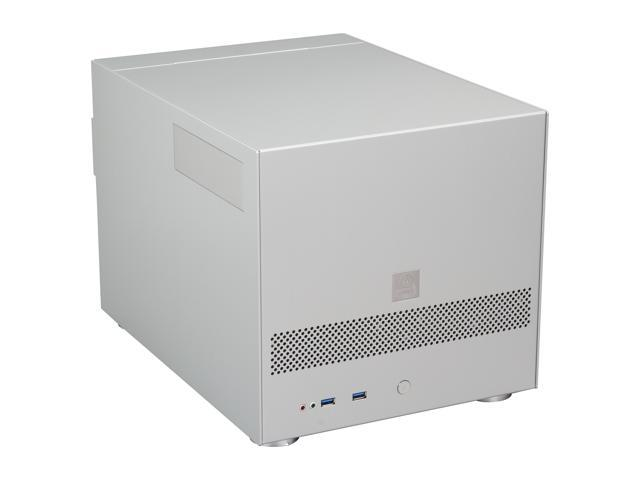 LIAN LI PC-V355A Silver Aluminum MicroATX Mini Tower Computer Case