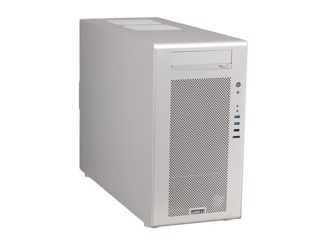 LIAN LI PC-V750A Silver Aluminum ATX Full Tower Computer Case