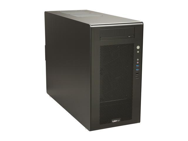 LIAN LI PC-V750B Black Computer Case