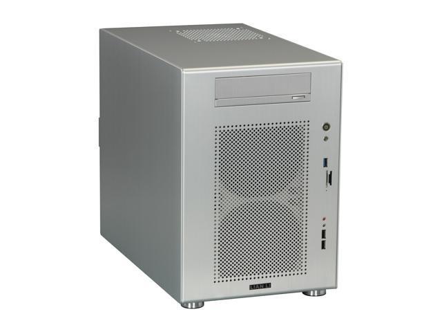 LIAN LI PC-V650A Silver Aluminum ATX Mini Tower Computer Case