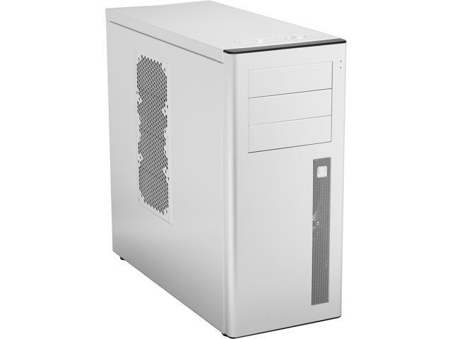 LIAN LI PC-9NA Silver Aluminum ATX Mid Tower Computer Case