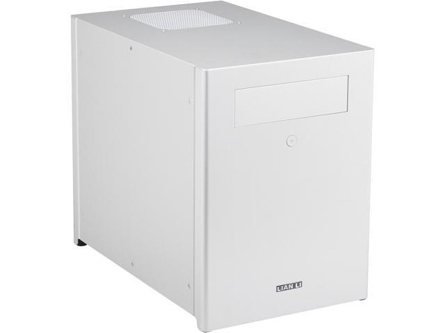 LIAN LI PC-Q28A Silver Aluminum Mini-ITX Tower Computer Case