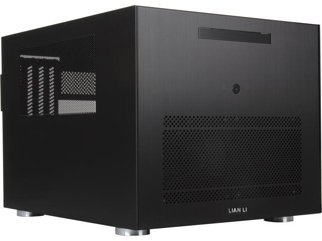 LIAN LI PC-V358B Black Aluminum Computer Case