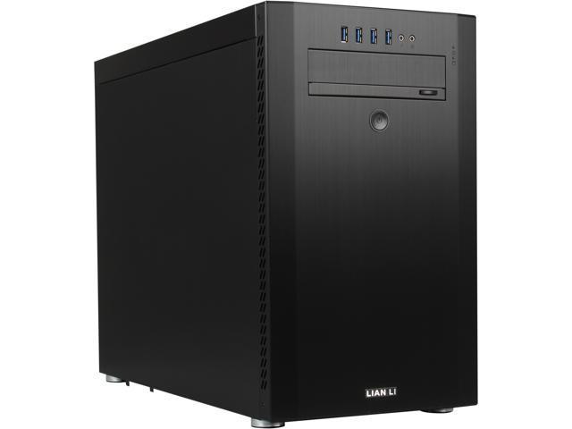 LIAN LI PC-A51B Black Computer Case