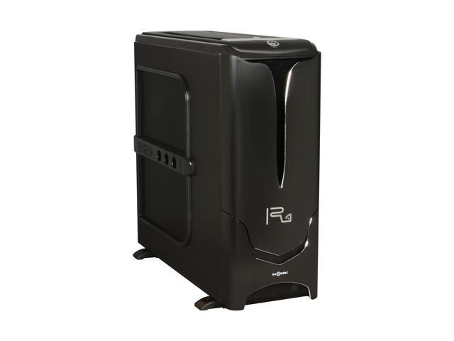 IKONIK Ra X10 LIQUID IC-R1ABB-0000 Black Aluminum ATX Full Tower Computer Case