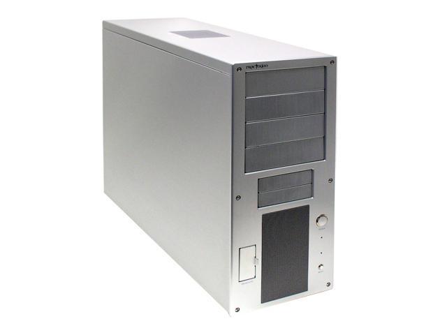 COOLER MASTER Praetorian PAC-T01-E1 Silver All Aluminium Alloy ATX Mid Tower Computer Case