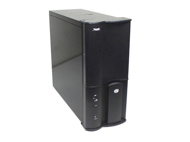 COOLER MASTER Wave Master TAC-T01-EK Black All Aluminum Alloy ATX Mid Tower Computer Case
