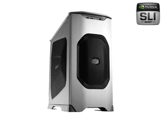 COOLER MASTER Stacker 830 Evolution RC-830-SSN3-GP Silver Computer Case