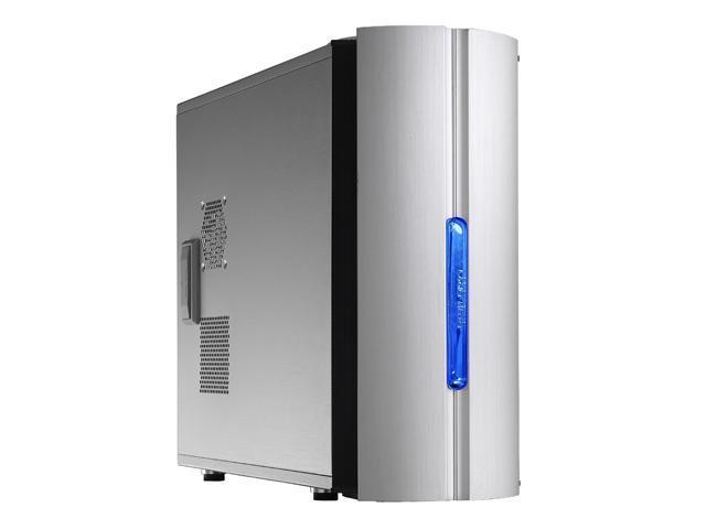 COOLER MASTER Mystique RC-632-SSN1-GP Silver Computer Case