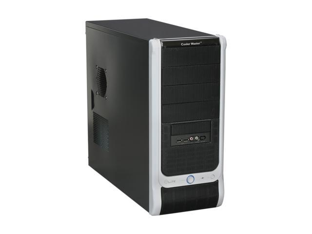 COOLER MASTER Elite 330 RC-330-KKN1-GP Black SECC ATX Mid Tower Computer Case