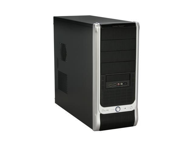 COOLER MASTER Elite RC-330-KKR1 Black SECC ATX Mid Tower Computer Case 350W Power Supply