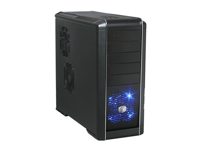 COOLER MASTER RC-690-KKN1-GP Black SECC/ ABS ATX Mid Tower Computer Case