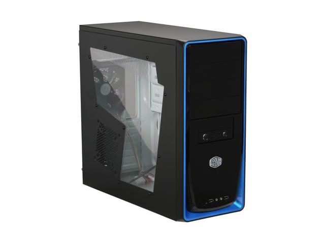 COOLER MASTER Elite RC-310-BWN1-GP Black Computer Case