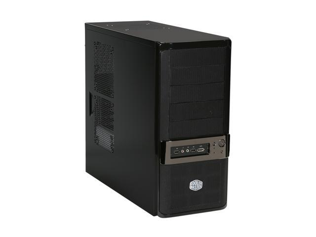 COOLER MASTER Gladiator 600 RC-600-KKN1-GP Black SECC Body ; Mesh Front bezel ATX Mid Tower Computer Case