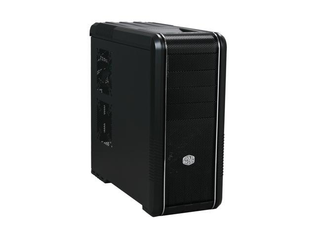 COOLER MASTER RC-692-KKN3 CM690 II Basic Black Steel ATX Mid Tower Computer Case