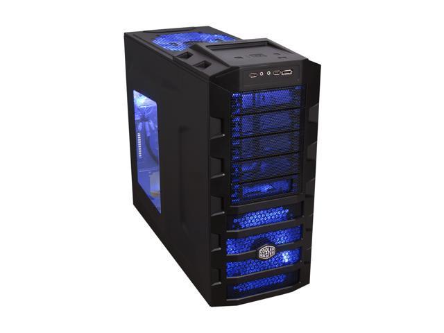 COOLER MASTER HAF922 RC-922M-KWN2-GP Black Computer Case