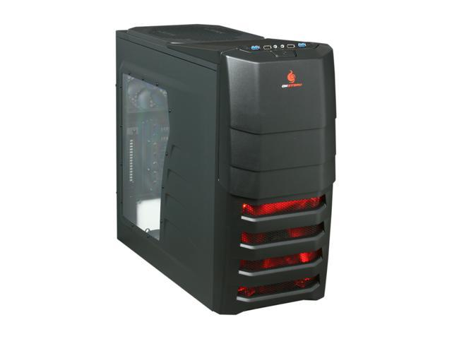 CM Storm Enforcer - Gaming Mid Tower Computer Case with USB 3.0 and Water Cooling Support