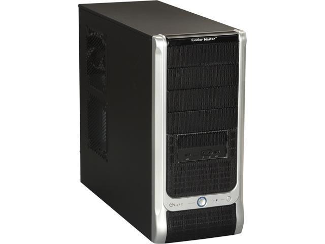 COOLER MASTER Elite 330U RC-330U-KKR350 Black Computer Case