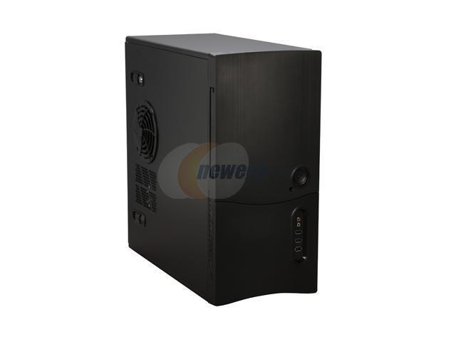 HEC 6AR6BB2F Black Computer Case