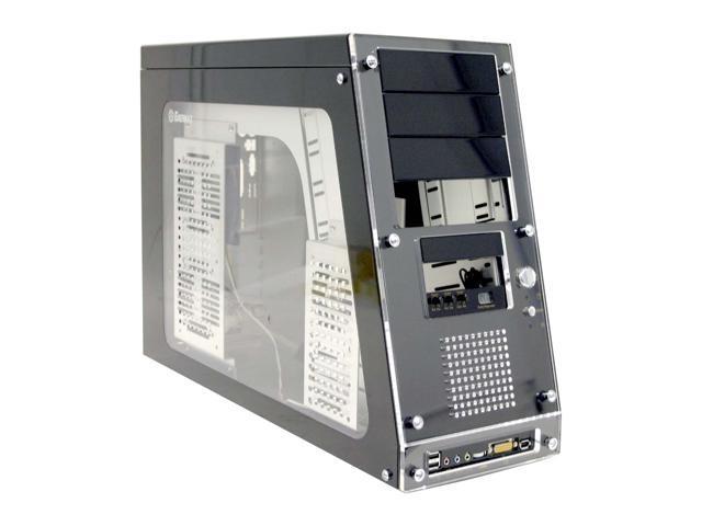 ENERMAX CS-5190AL061 Black Aluminum ATX Mid Tower Computer Case