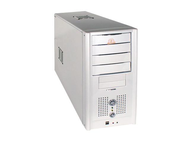 ENERMAX CS-5688AL-PW White Computer Case