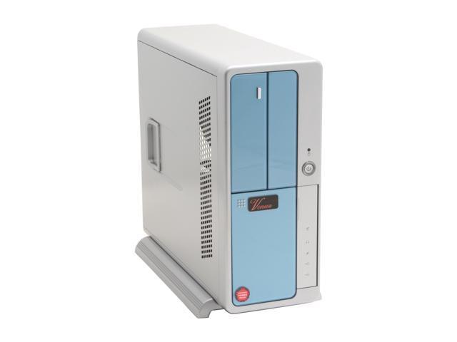 ENERMAX CS-10068-S3 Silver/Blue Computer Case