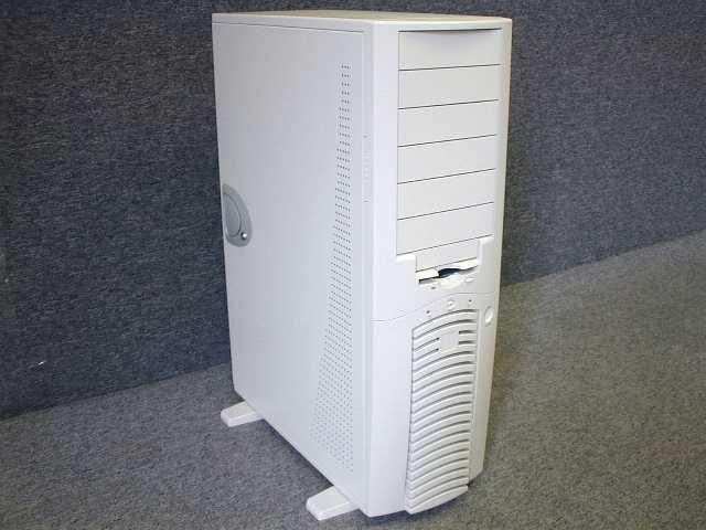 CHIEFTEC DA-01W Silver 1.0mm SECC Steel ATX Full Tower Computer Case