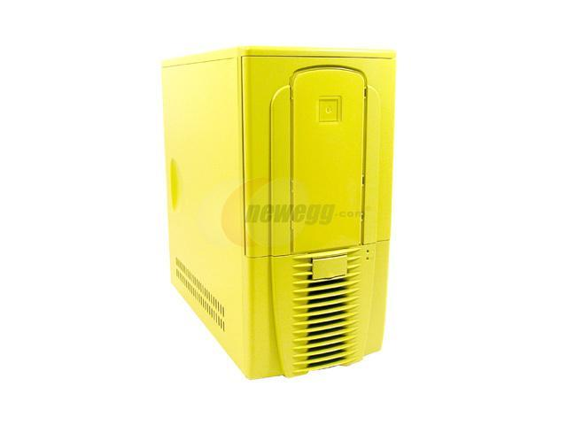 CHENMING 301KEY-0-0 Yellow Computer Case